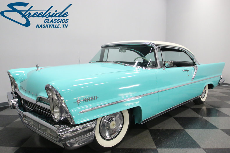 For Sale: 1957 Lincoln Premiere