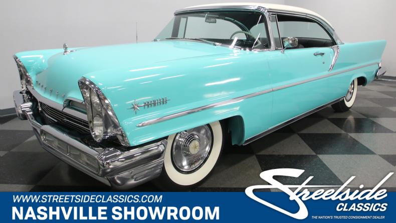 For Sale: 1957 Lincoln Premiere