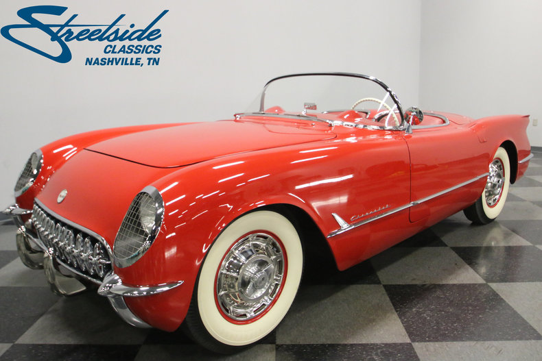 For Sale: 1954 Chevrolet Corvette