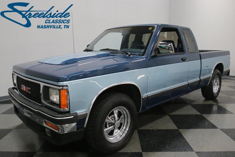 For Sale: 1992 GMC Sonoma