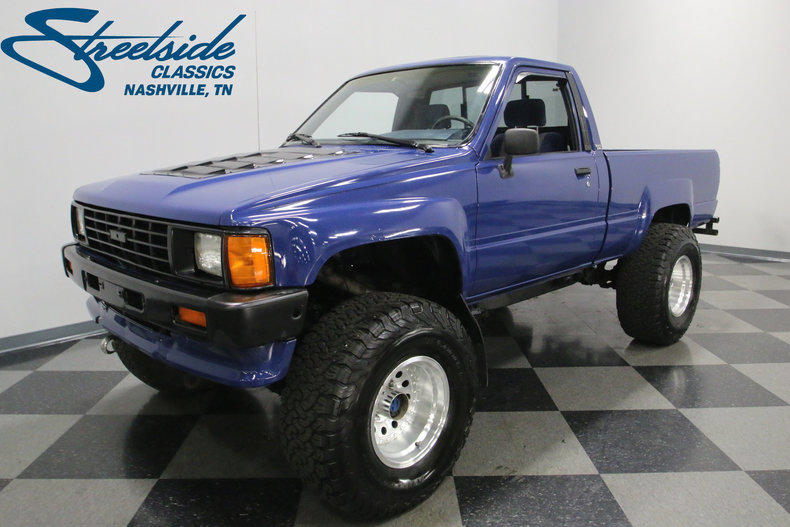 For Sale: 1986 Toyota Pickup