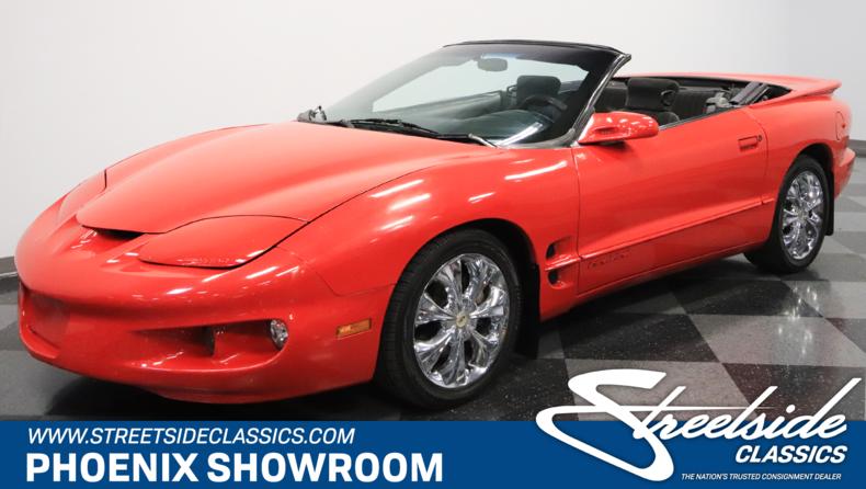 For Sale: 2002 Pontiac Firebird