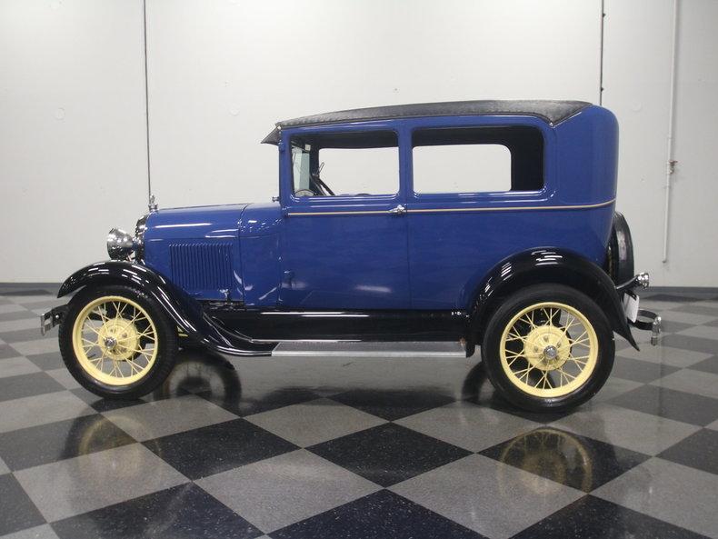 1929 ford model a streetside classics classic exotic for 1929 model a 2 door sedan