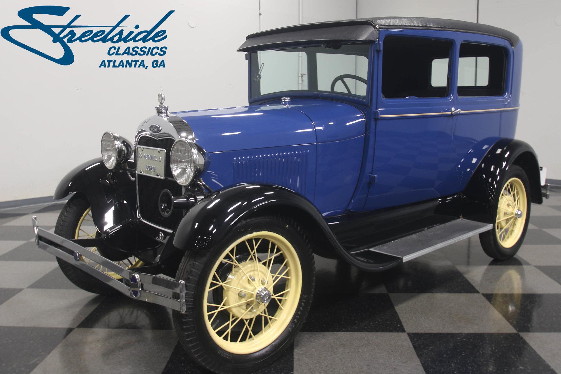 1929 ford model a 2 door sedan ebay for 1929 model a 2 door sedan