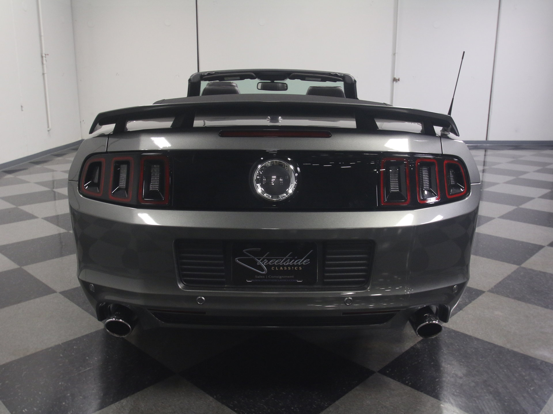 2014 ford mustang gt convertible ebay. Black Bedroom Furniture Sets. Home Design Ideas
