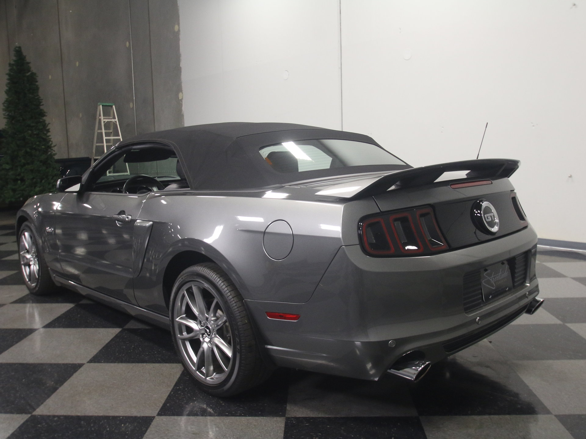2014 ford mustang gt convertible for sale 76936 mcg. Black Bedroom Furniture Sets. Home Design Ideas