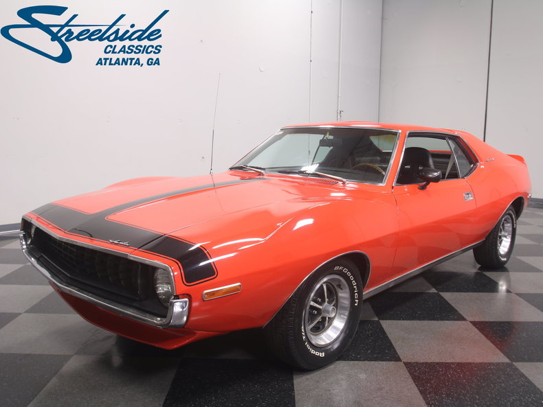 For Sale: 1972 AMC Javelin