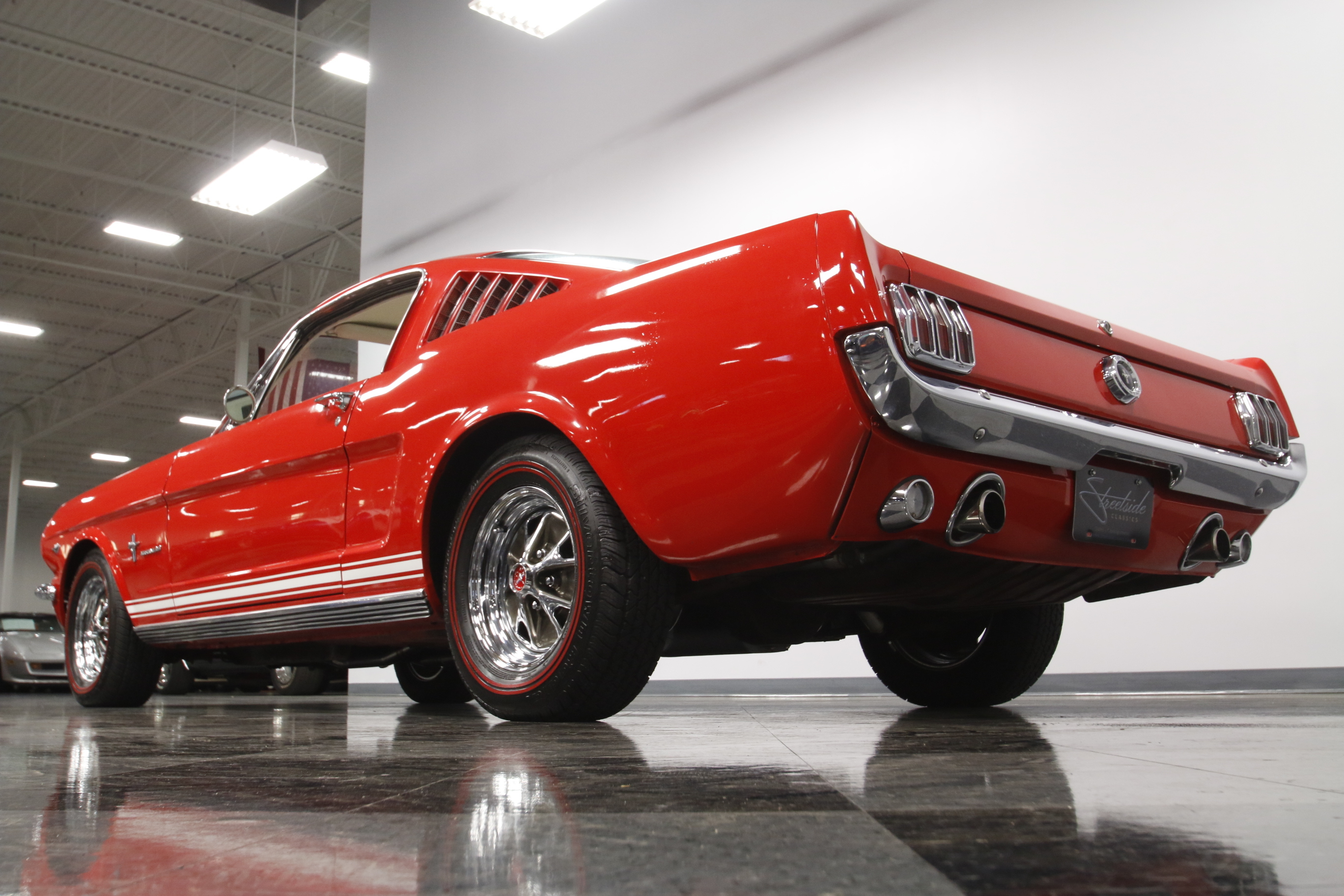 1965 Ford Mustang Fastback: A-CODE, 289 V8, 4SPD TRANS, CLEAN IN/OUT, RUNS & DRIVES GR8, GT-STYLING, NICE!!