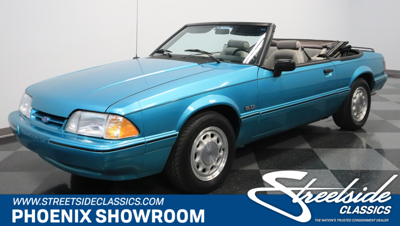 1992 Ford Mustang Streetside Classics The Nations Trusted