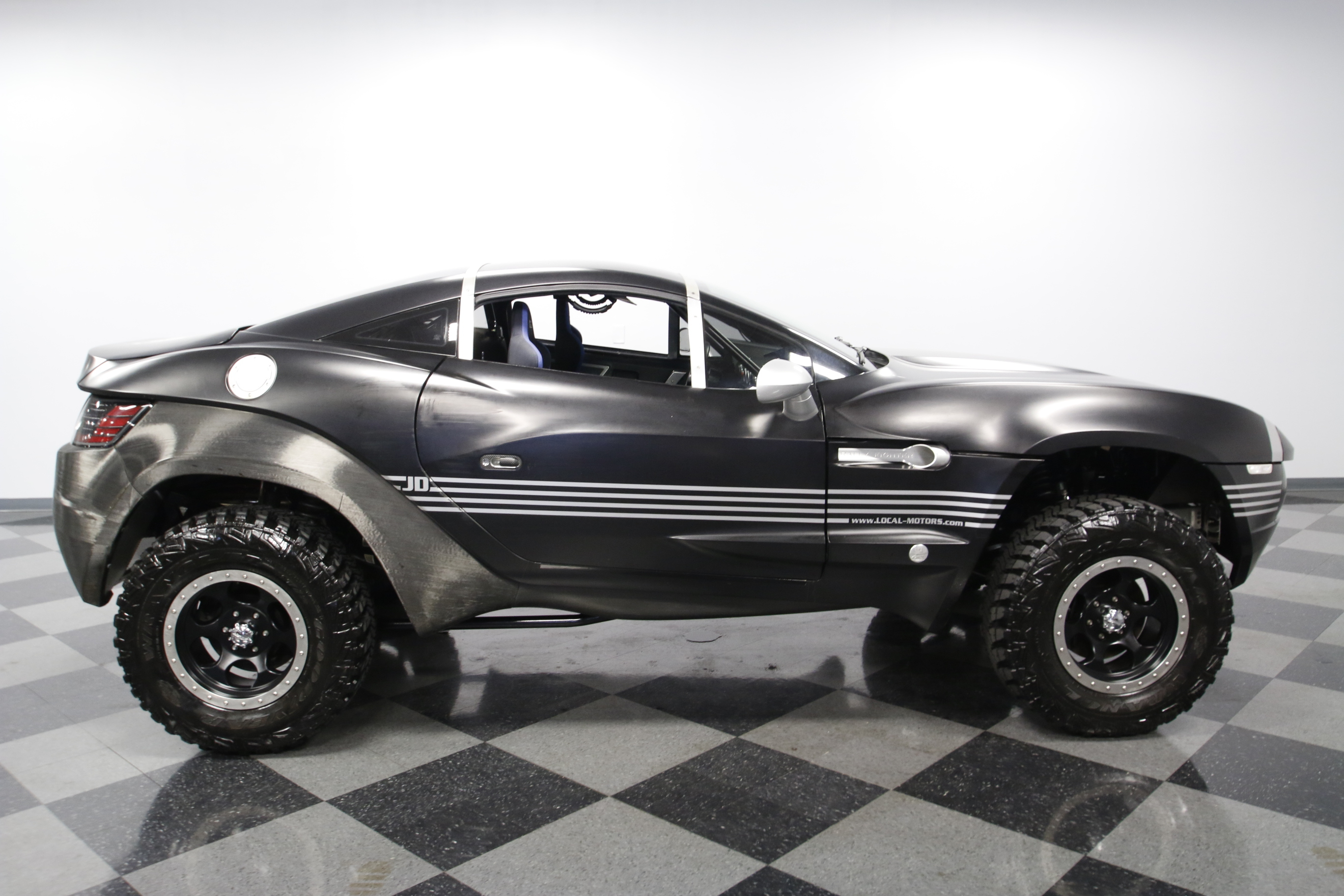 Local Motors Rally Fighter | eBay