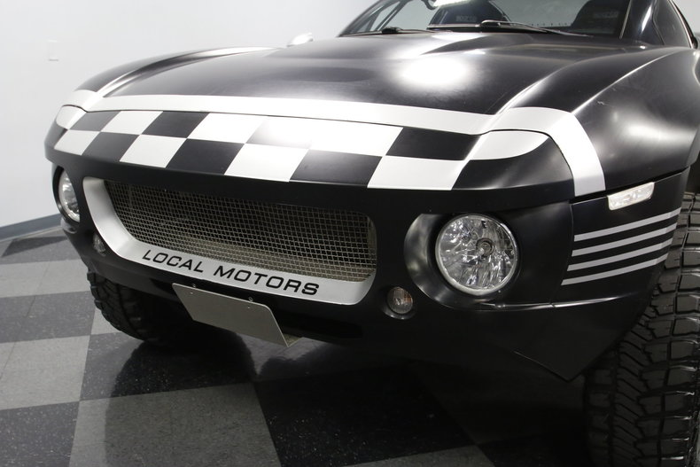 2011 local motors rally fighter my classic garage for Local motors rally fighter for sale