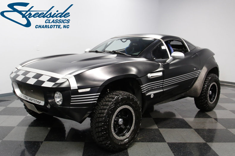For Sale: 2011 Local Motors Rally Fighter