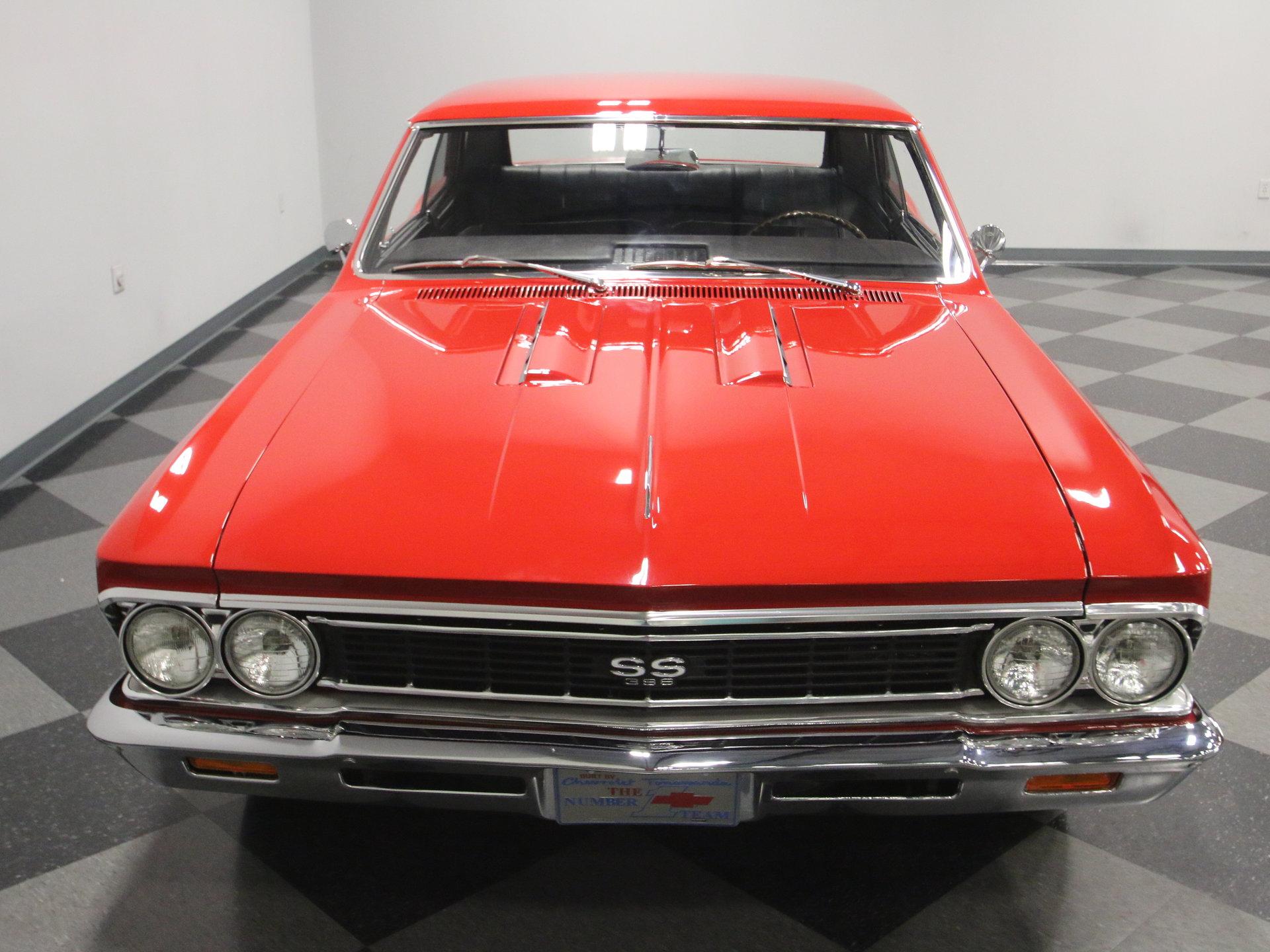 1966 Chevrolet Chevelle Berlin Motors Ss 396 For Sale