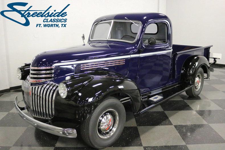 For Sale: 1942 Chevrolet 1/2 Ton Pickup