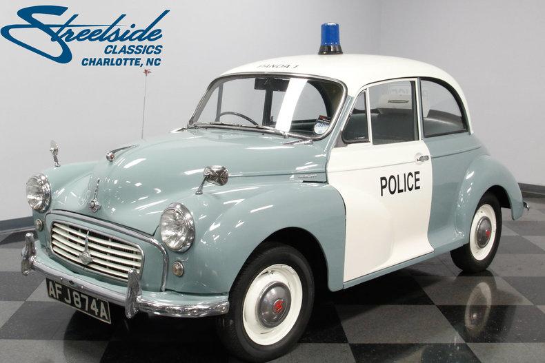 For Sale: 1963 Morris Minor 1000