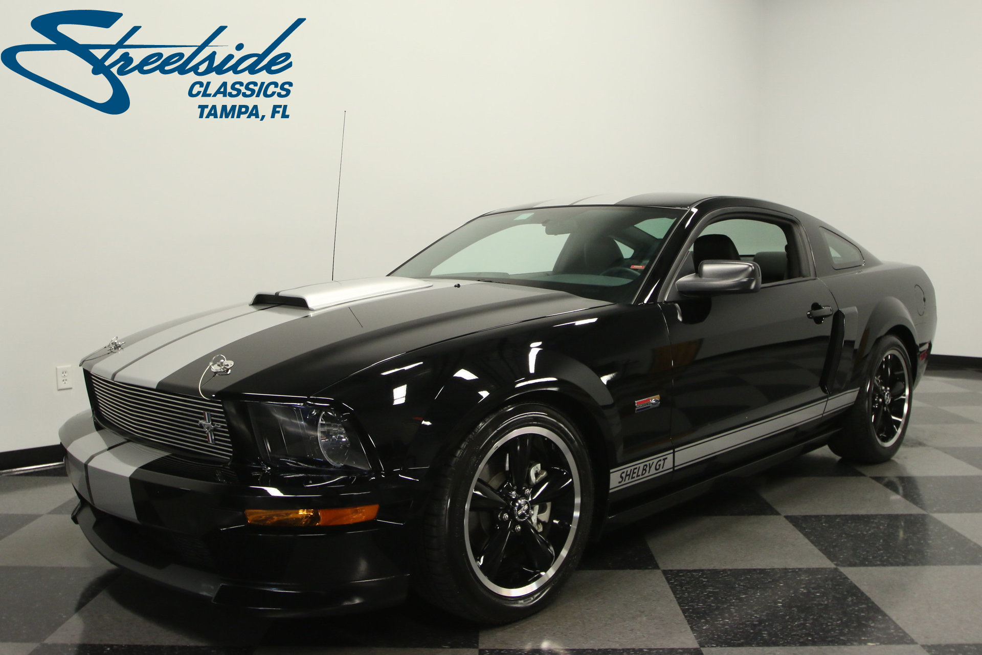 2007 ford mustang my classic garage. Black Bedroom Furniture Sets. Home Design Ideas