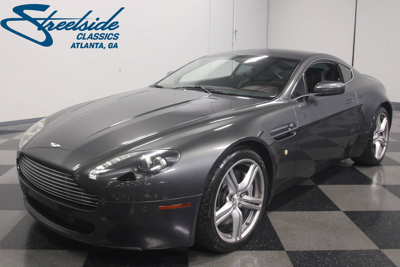 For Sale: 2009 Aston Martin Vantage