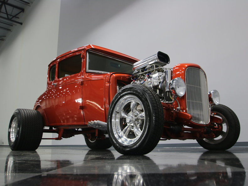 1930 ford 5 window streetside classics classic for 1930 ford 5 window coupe