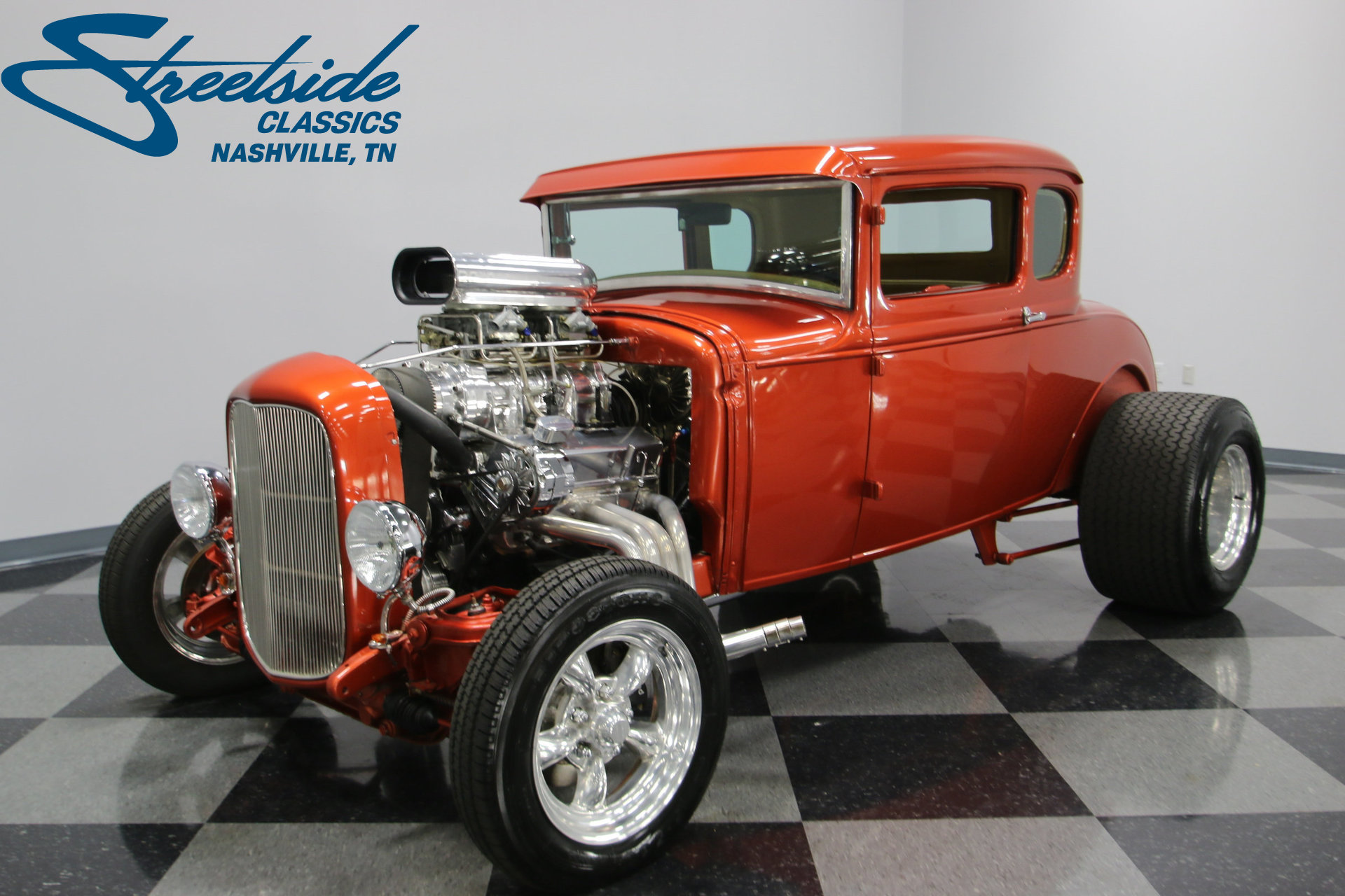 1930 Ford 5-Window | Streetside Classics - The Nation\'s Trusted ...