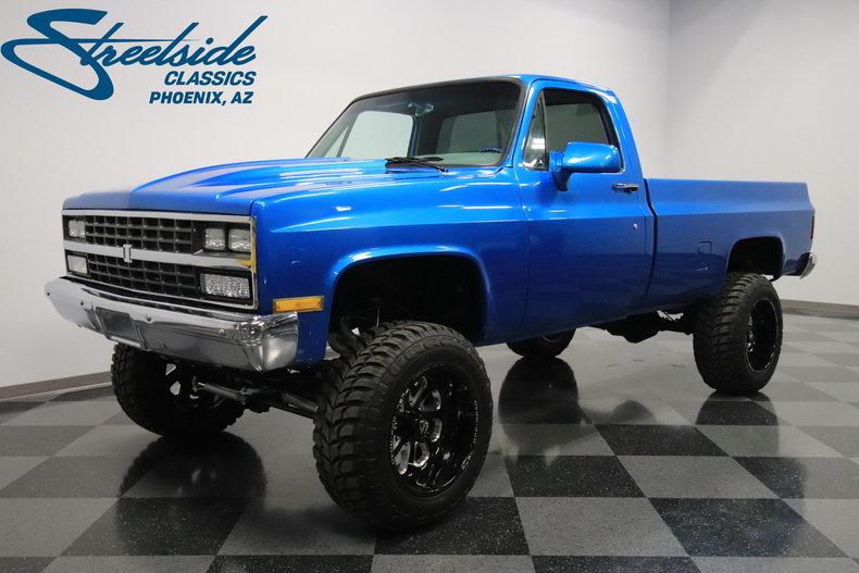 For Sale: 1973 Chevrolet K-20