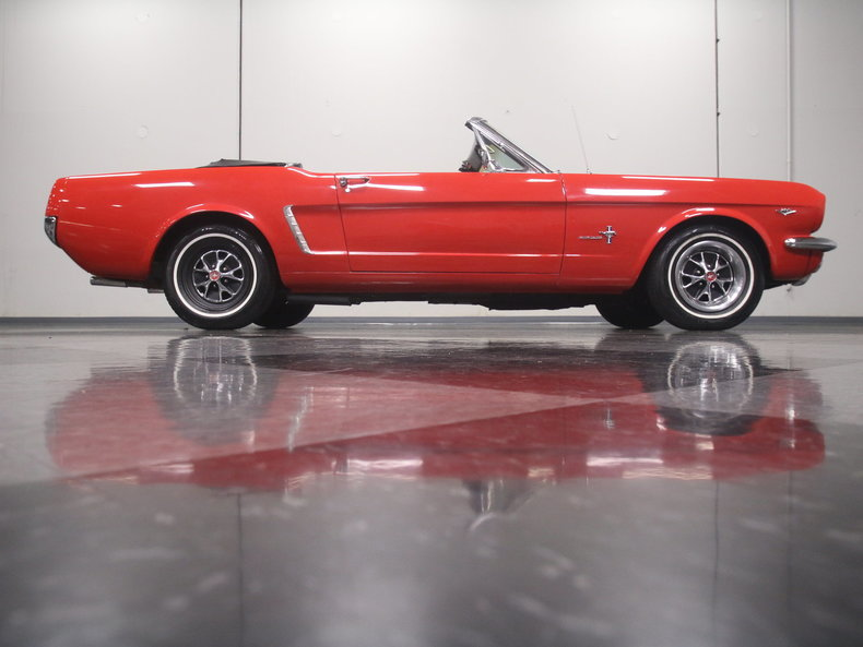 1965 Ford Mustang 33