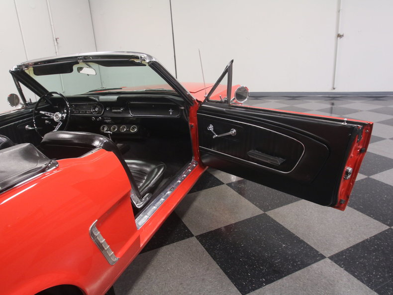 1965 Ford Mustang 62