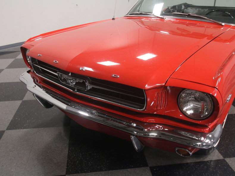 1965 Ford Mustang 12