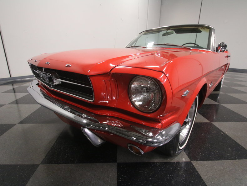 1965 Ford Mustang 69