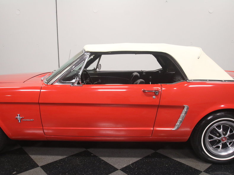 1965 Ford Mustang 20