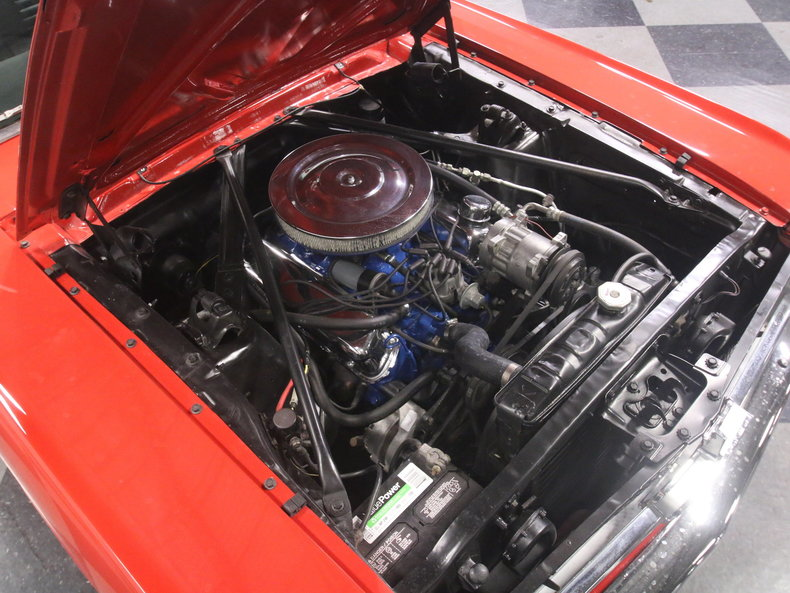 1965 Ford Mustang 40