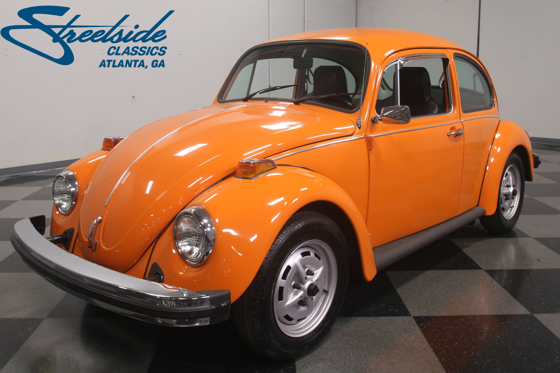 1974 volkswagen beetle for sale 77562 mcg. Black Bedroom Furniture Sets. Home Design Ideas