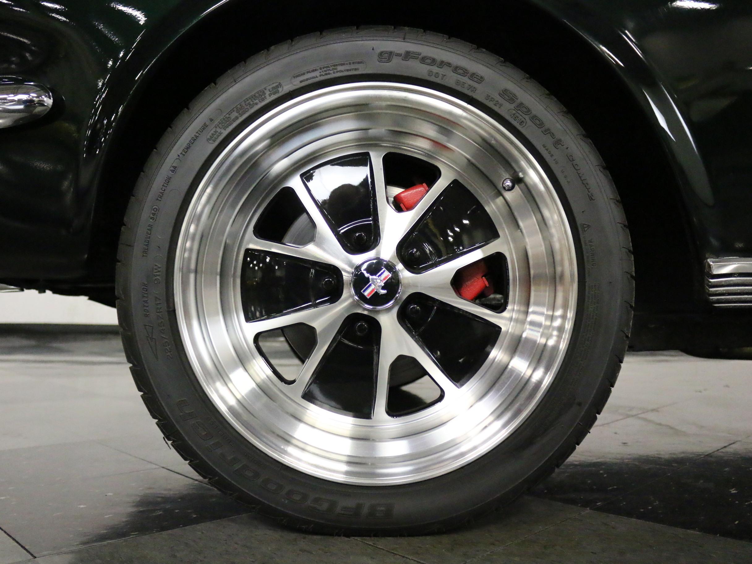 2716-DFW | 1966 Ford Mustang | Streetside Classics
