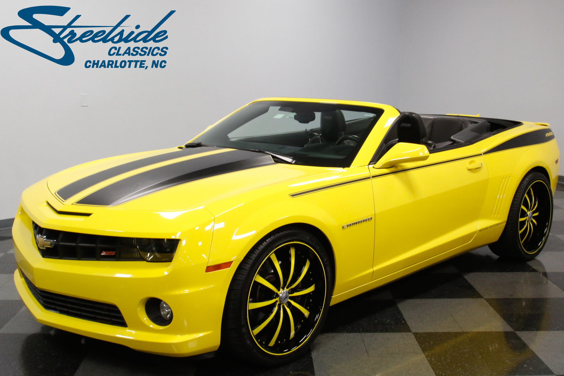 2011 Chevrolet Camaro Streetside Classics The Nation S Trusted Classic Car Consignment Dealer