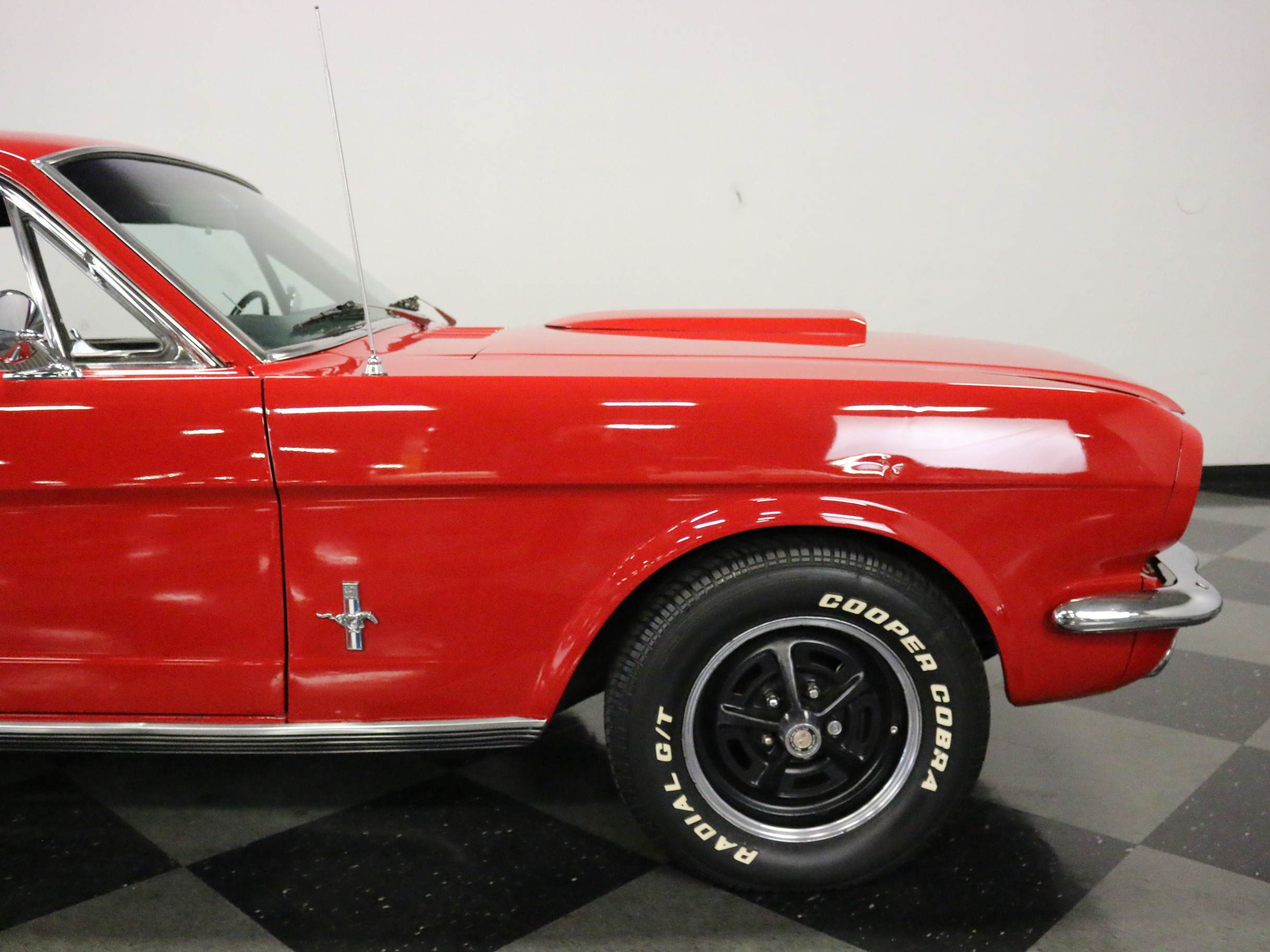 2718-DFW | 1966 Ford Mustang | Streetside Classics