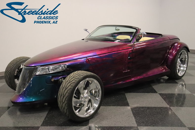For Sale: 2000 Plymouth Prowler