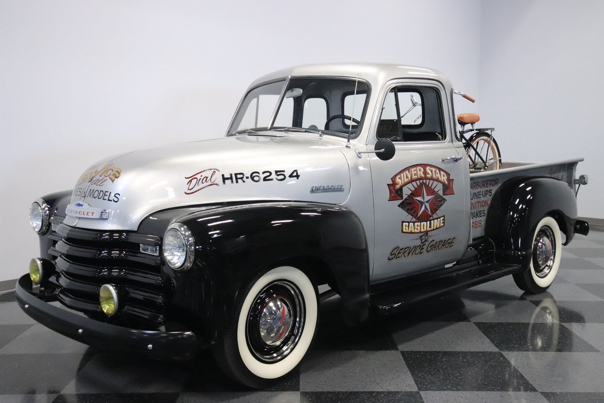 1952 Chevrolet 3100 5 Window For Sale 77719 Mcg 1949 Chevy Pickup