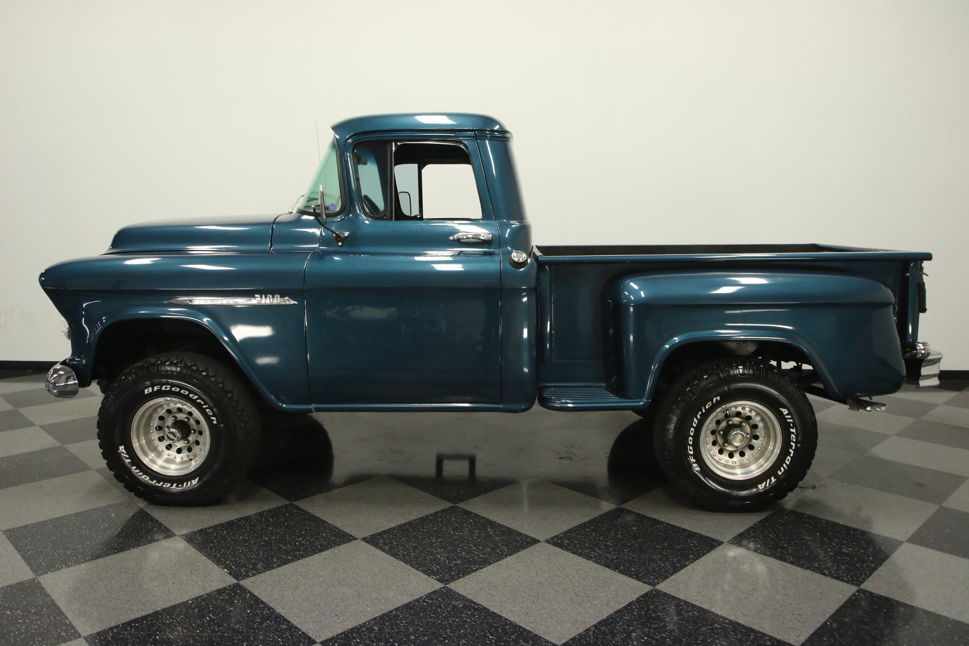 1955 Chevrolet 3100 4x4 For Sale 77801 Mcg 1957 Chevy Truck