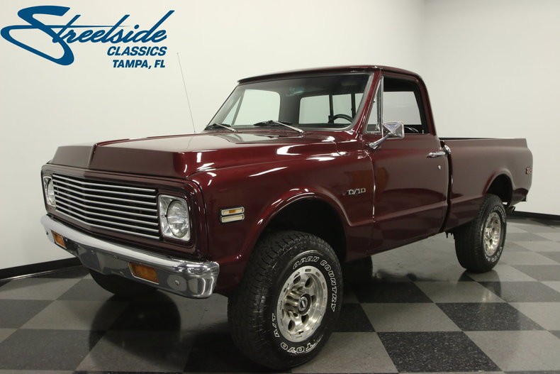 For Sale: 1971 Chevrolet K-10 4x4