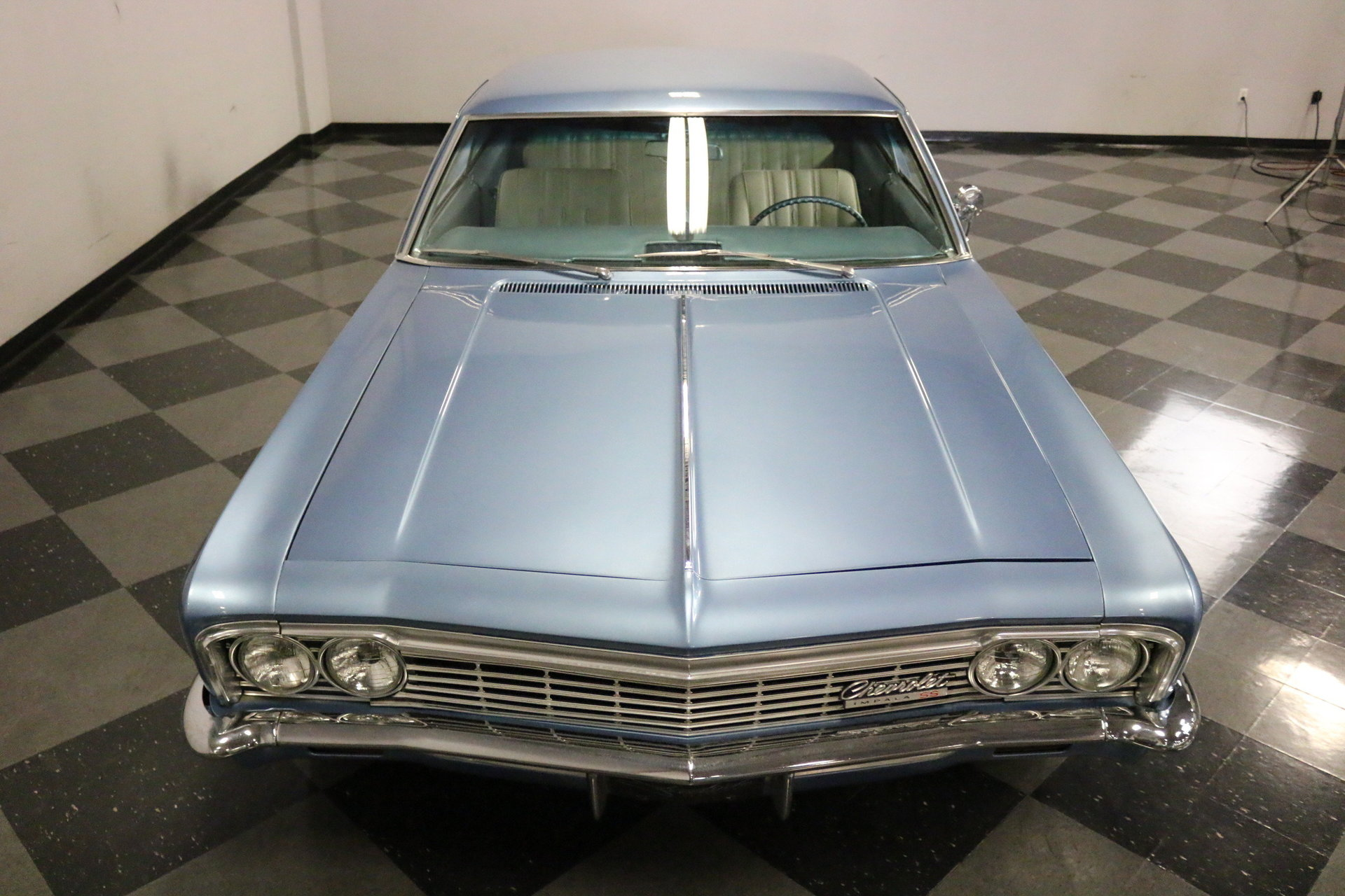 1966 Chevrolet Impala Berlin Motors Chevy Radiator For Sale
