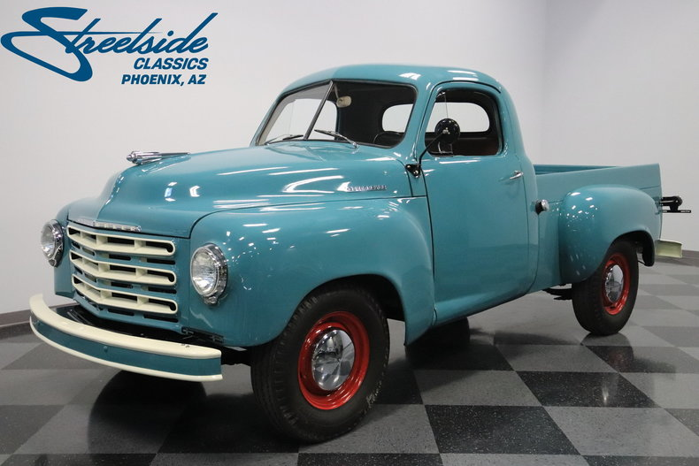 For Sale: 1953 Studebaker Pickup
