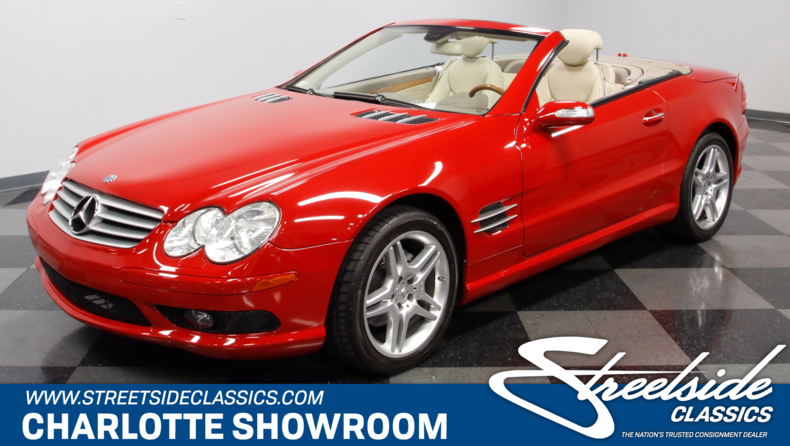 For Sale: 2006 Mercedes-Benz SL500