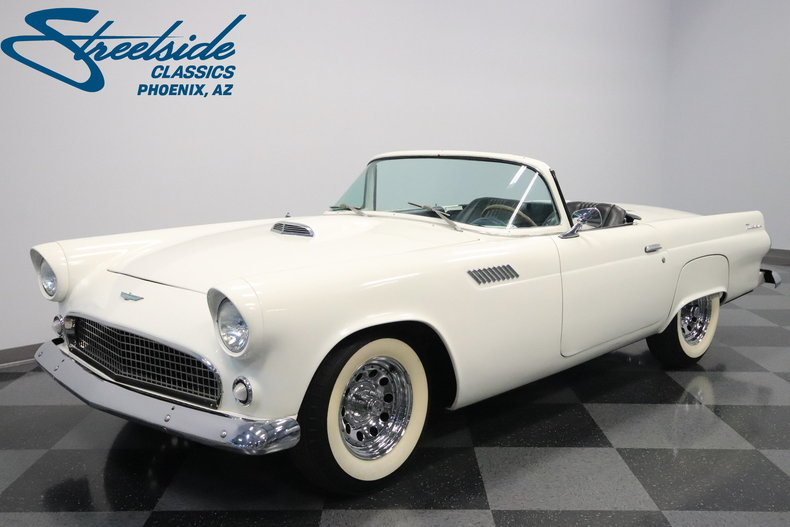 1955 Ford Thunderbird Streetside Classics The Nations Trusted