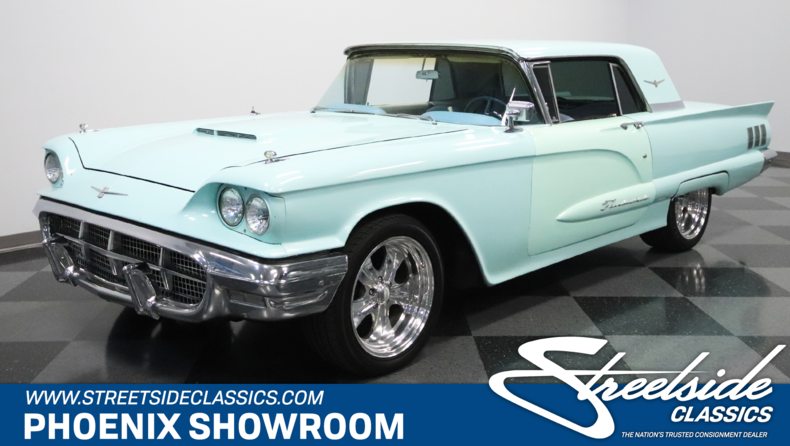 1960 Ford Thunderbird Streetside Classics The Nations Trusted