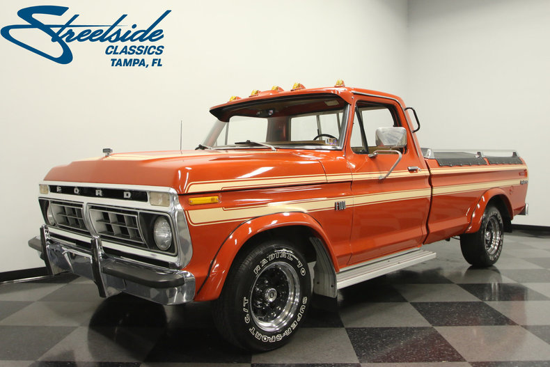 For Sale: 1976 Ford F-100