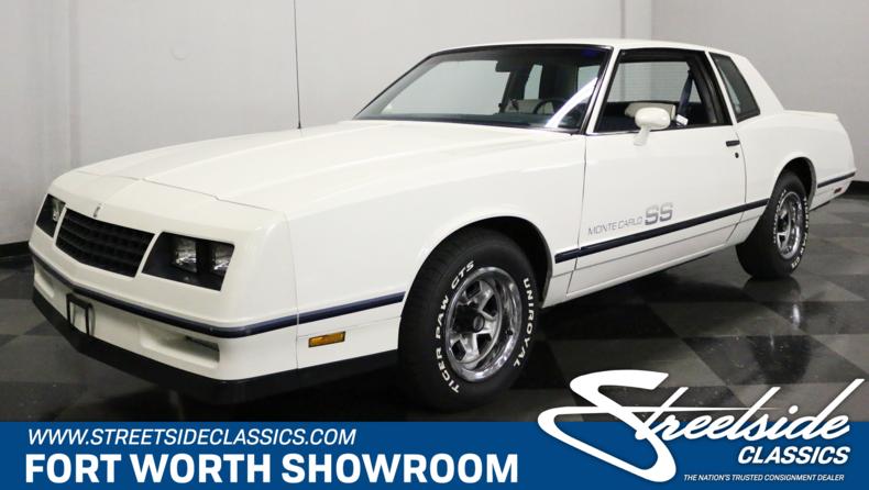 For Sale: 1983 Chevrolet Monte Carlo