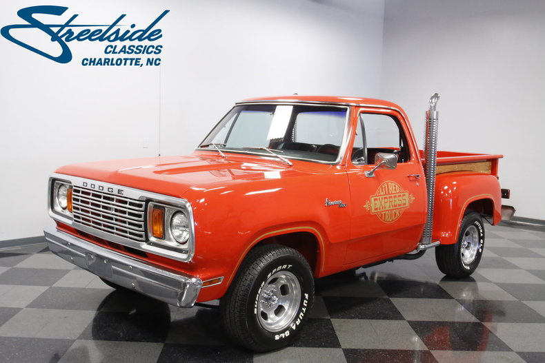 For Sale: 1978 Dodge Lil Red Express