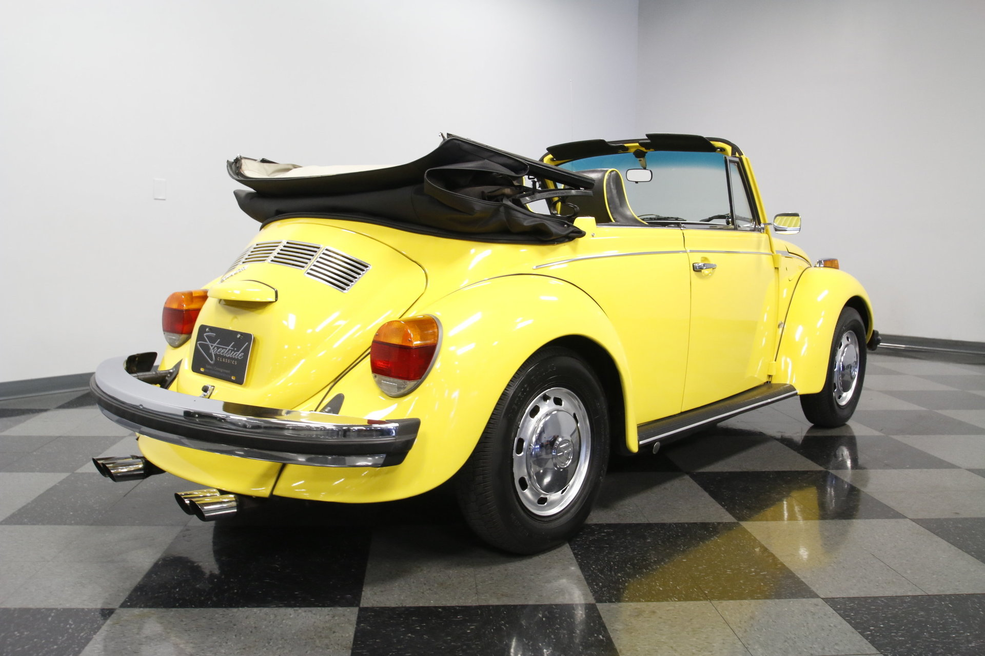 volkswagen super beetle convertible  sale  mcg