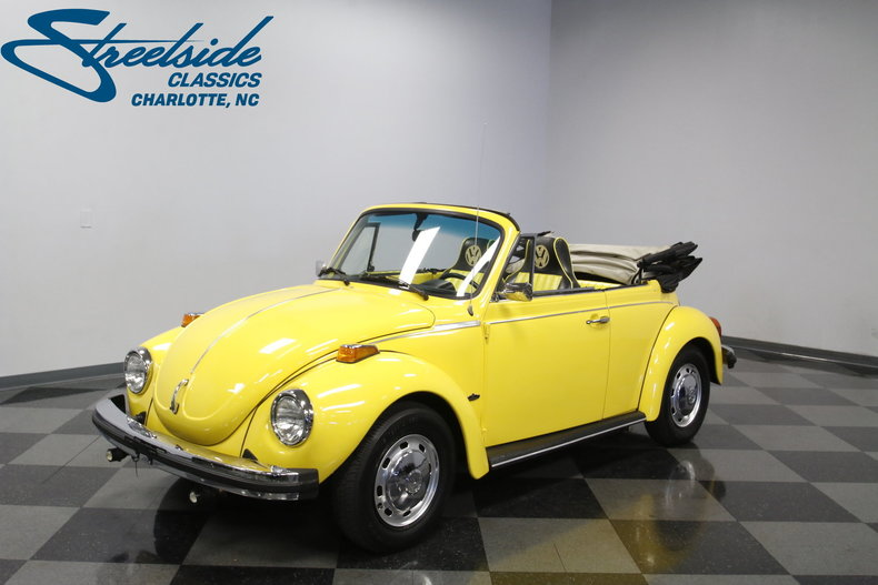 For Sale: 1974 Volkswagen Super Beetle