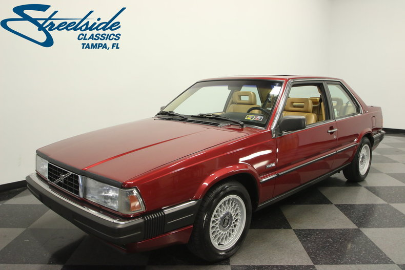 For Sale: 1991 Volvo Bertone 780 Turbo Coupe