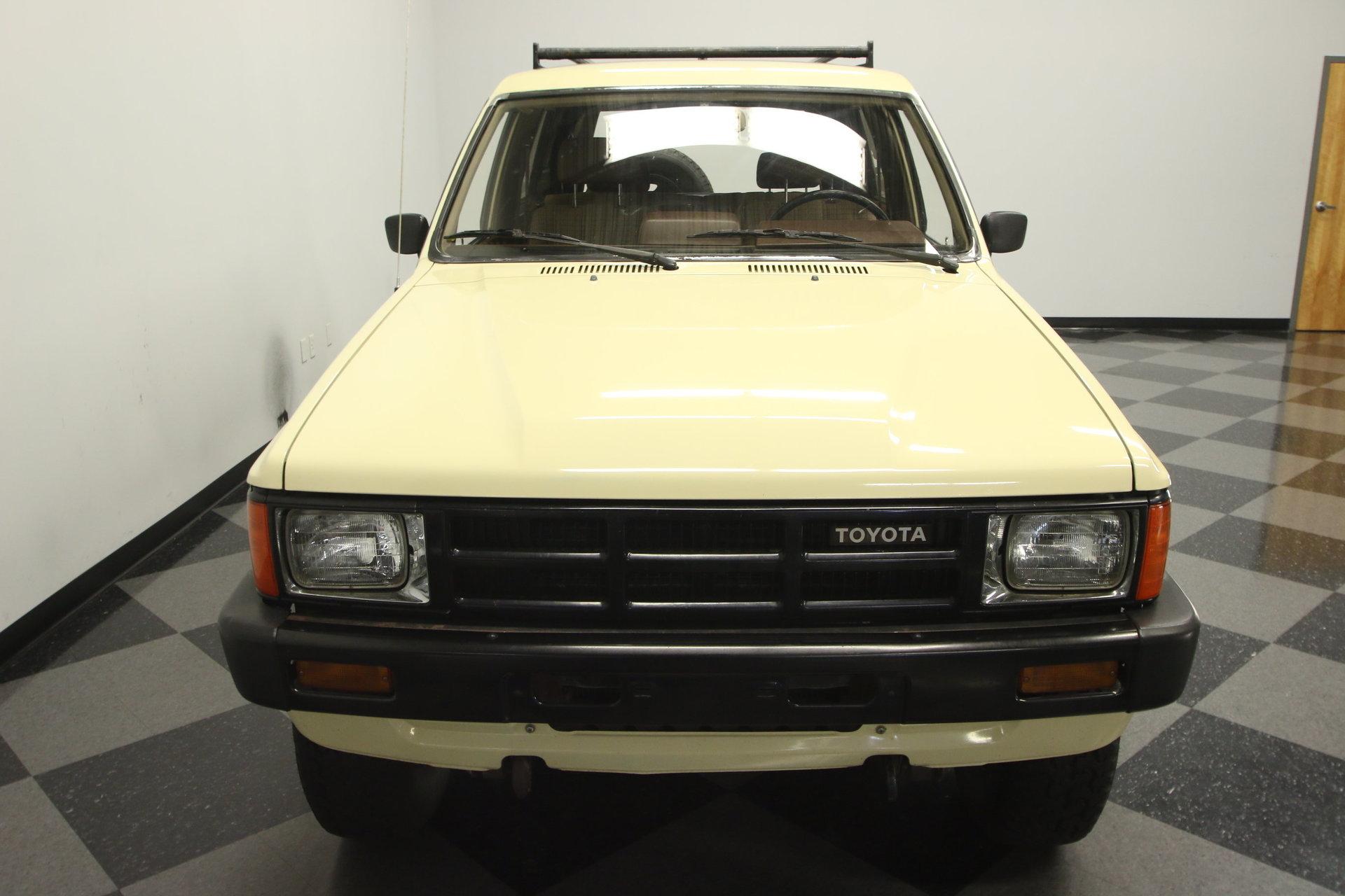 ... For Sale 1985 Toyota 4Runner ...